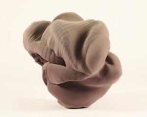 Anne Marie laureys Ceramics Belgium Bouillonement de terre 2015
