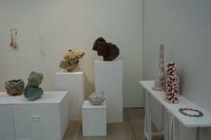 COLLECT 2015 London booth Sofie Lachaert Gallery
